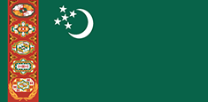 country Turkmenistán